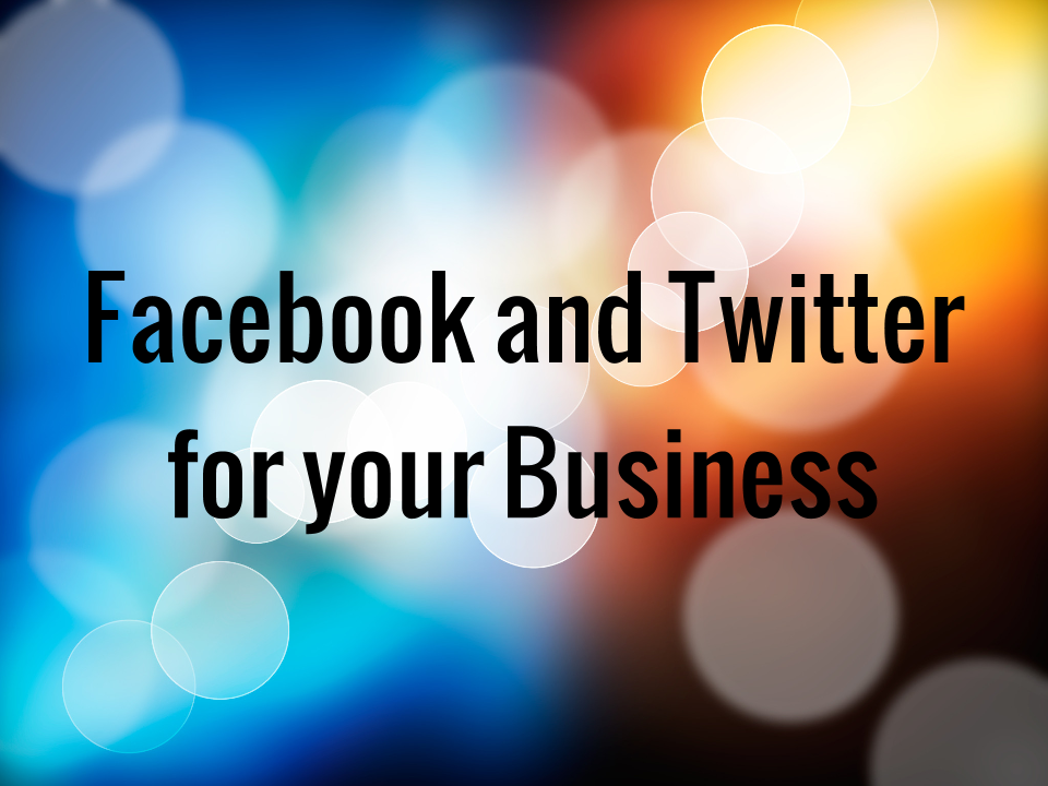 Facebook and Twitter for Business Use - Baker Labs - Inbound & Digital ...