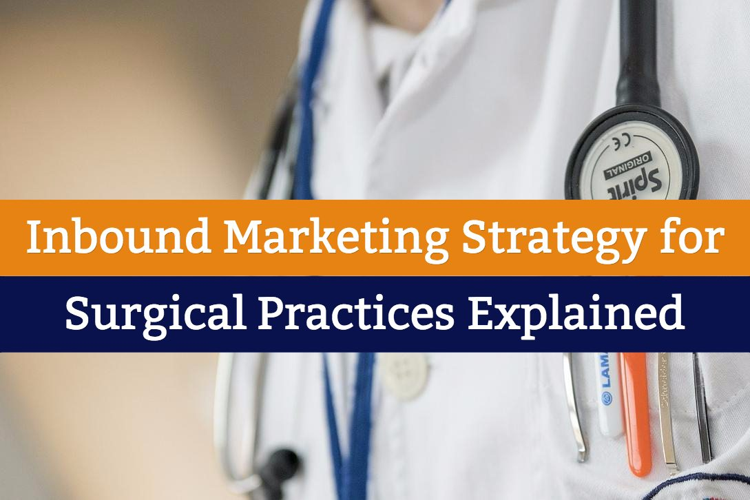 Inbound Marketing Strategy for Surgical Practices Explained