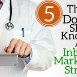 5 Things Doctors Should Know About Inbound Marketing Strategy