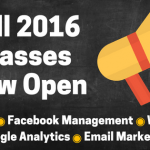 Grow Your Business with a Digital Marketing Class this Fall