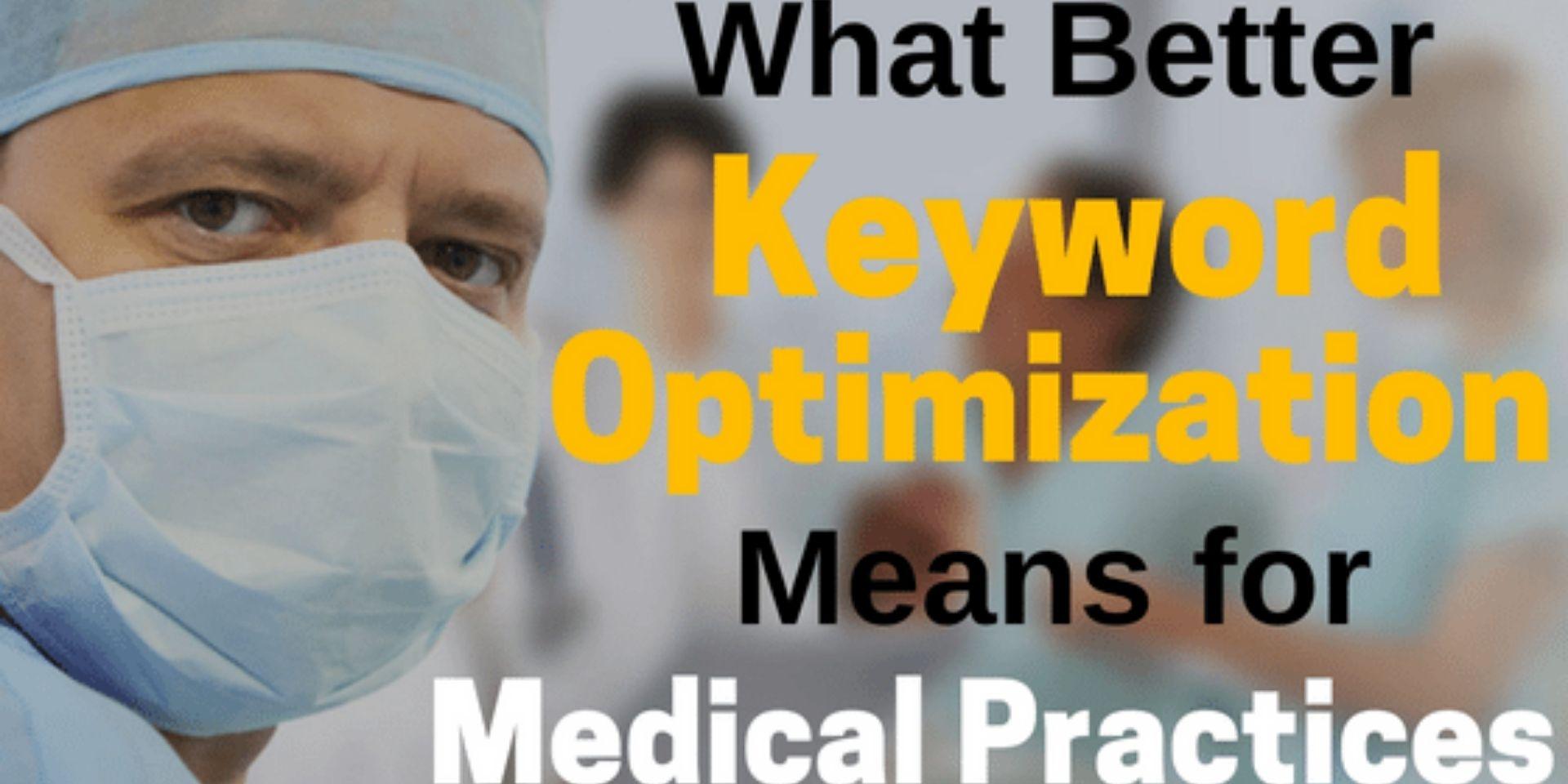 keyword optimization for vein clinics