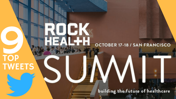 9 Top Tweets from the Rock Health Summit 2017
