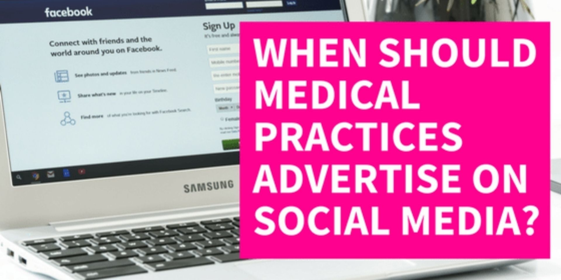 Best practices for social media in healthcare