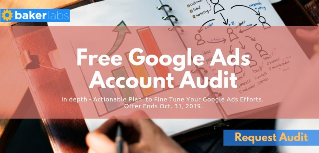 Free Google Ads Account Audit
