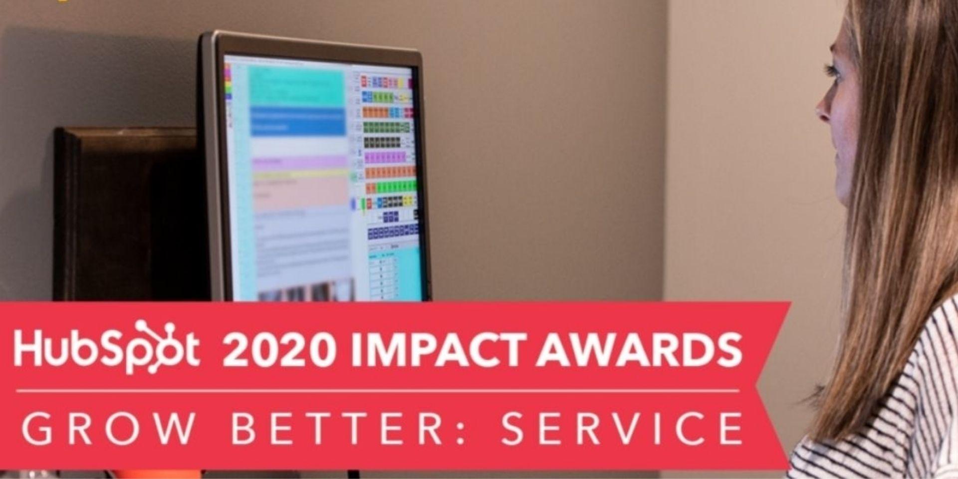 hubspot impact awards