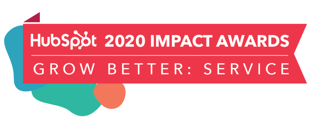 We received notice that Baker Labs was named the Impact Award Winner for North America for Service in Q3 by HubSpot. We are proud to be one of two agencies who've won this award from HubSpot.