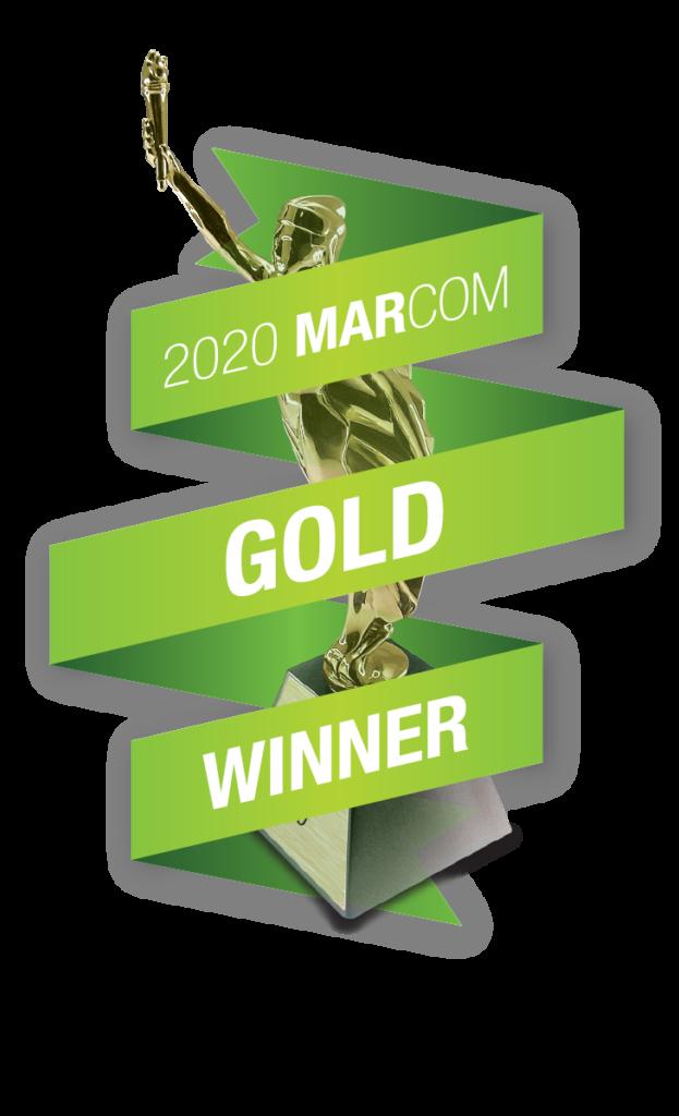 Gold Marcom Award