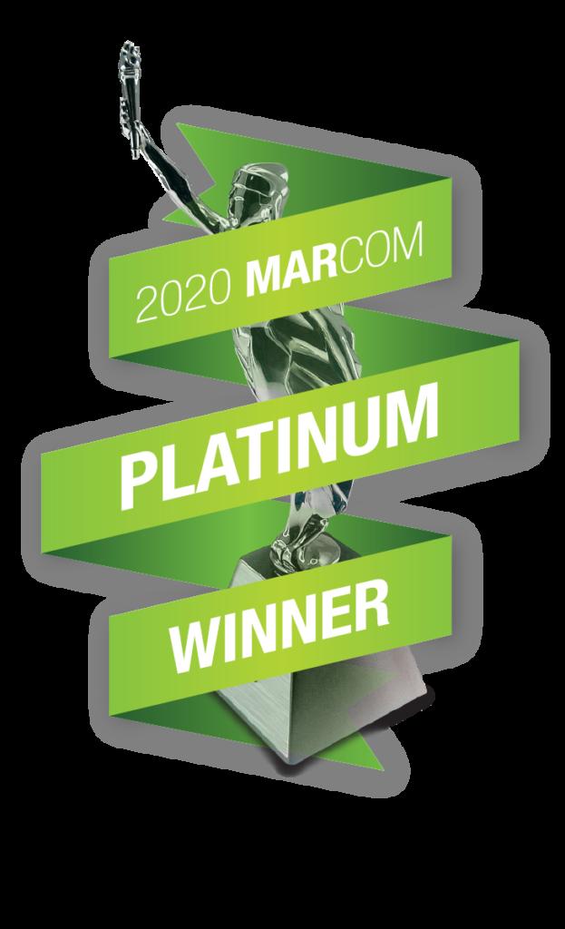 Platinum Marcom Award 1