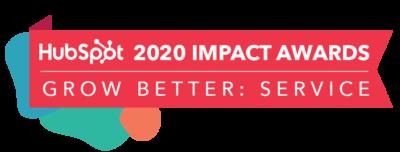 HubSpot ImpactAwards 2020 GBService3